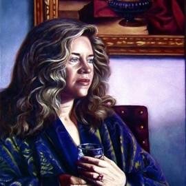 Self Portrait as St. Praxidis
