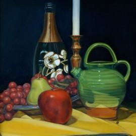 Cezanne's Vase